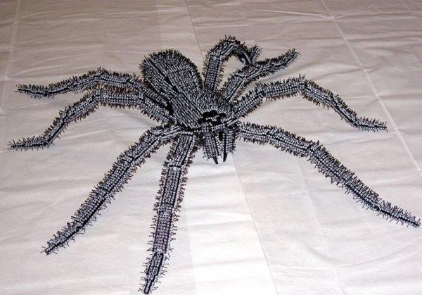 Araignée En Lego