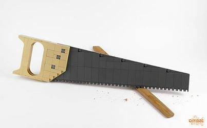 Scie A Bois En Lego