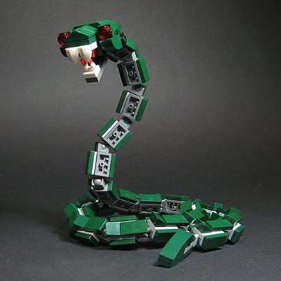 Serpent Lego