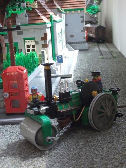 Vieille Voiture Lego