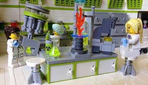 Laborator Lego