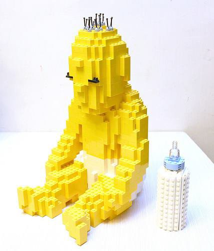 Bebe Lego