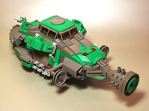 Vaisseaux Spacial Lego