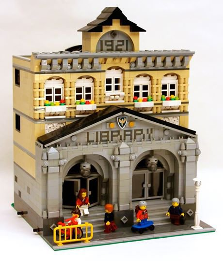 Librairie Lego