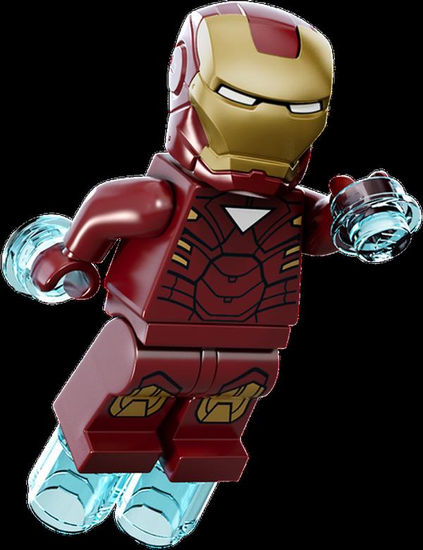 Recherche Iron Man Lego ?????