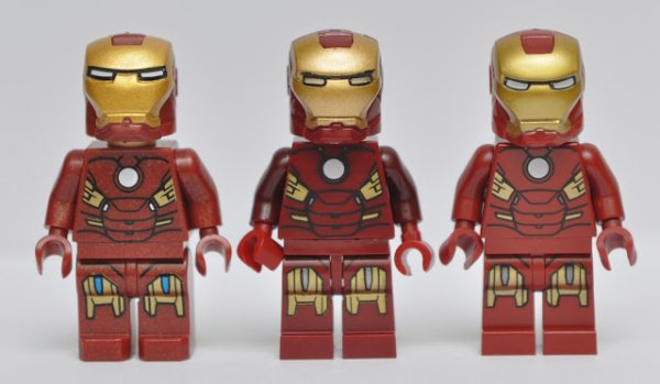 Difference Entre Iron Man Lego Et Decool