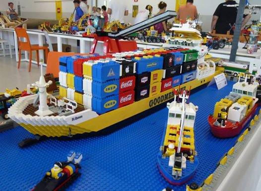 Cargo Lego