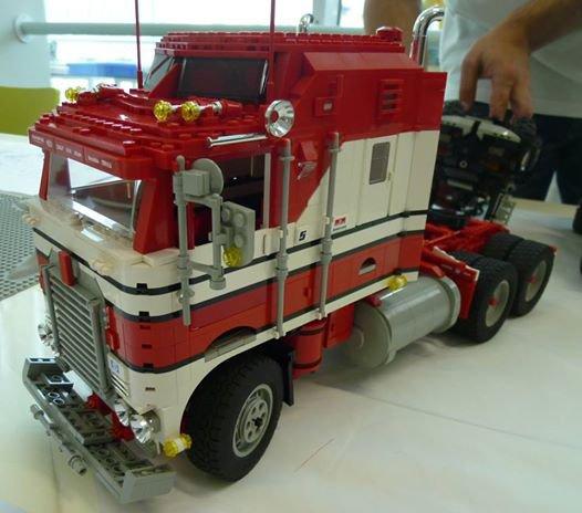 Gros Camion Lego
