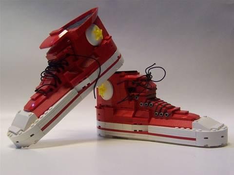 Chaussure Lego