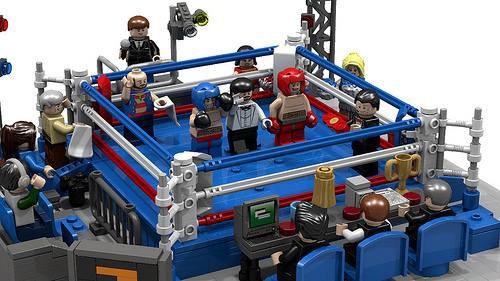 Match De Catch Lego