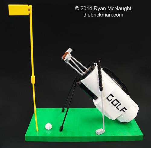 Sac De Golf Lego