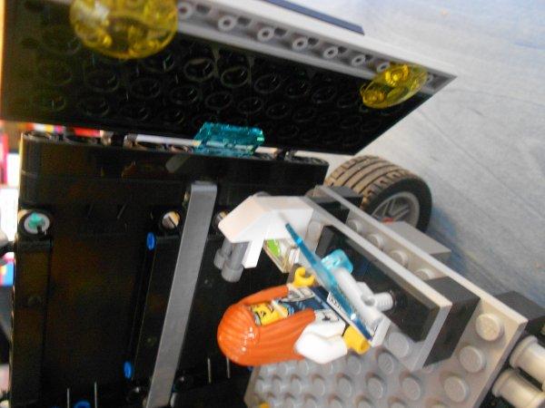 Mon Nouveau Camion Lego 1