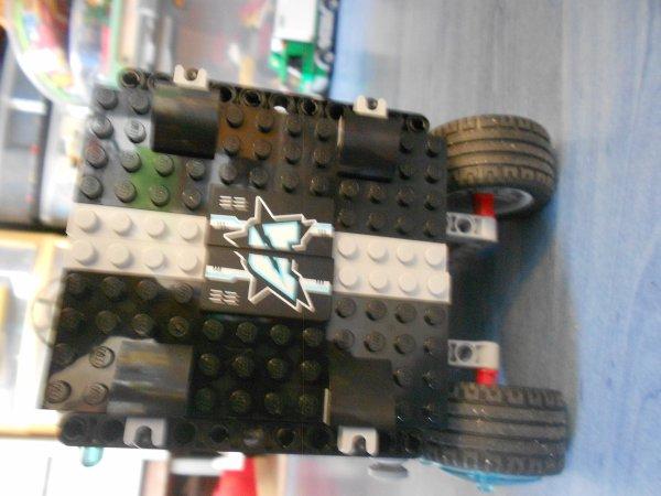 Mon Nouveau Camion Lego 2