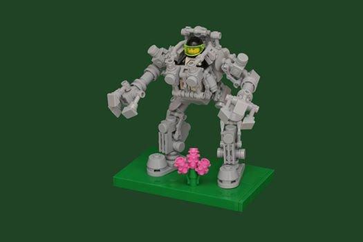 Robot Lego ( Mecha )