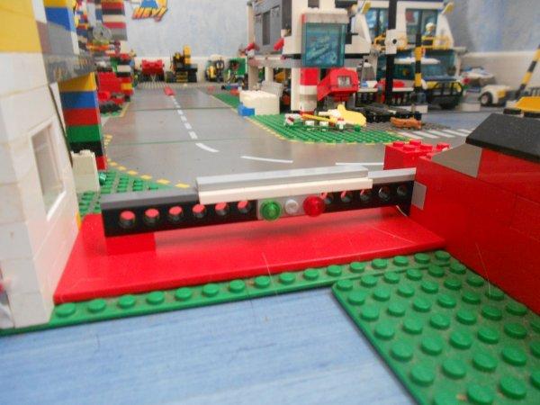 Ma Nouvelle Douane Lego