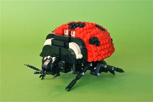 Coccinelle Lego