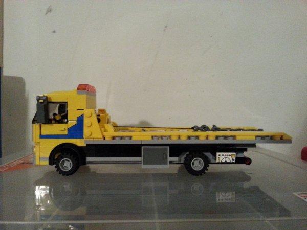 Camion Dépanneuse Lego