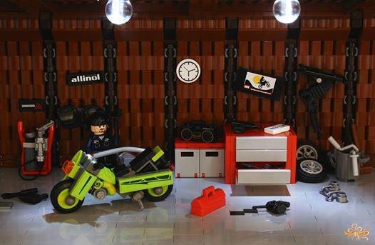 Garage Lego