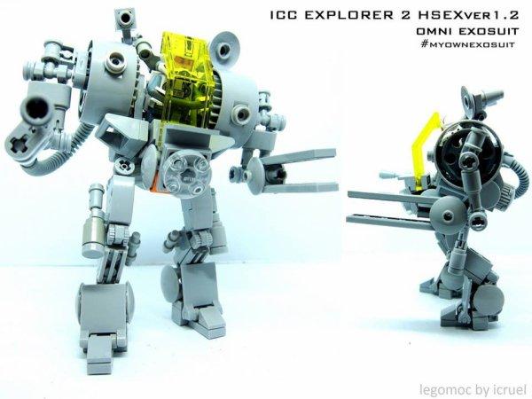 Robot De Combat Lego