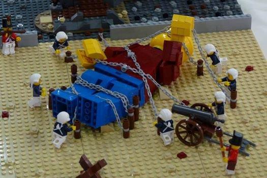 BonhommeGeant En Lego