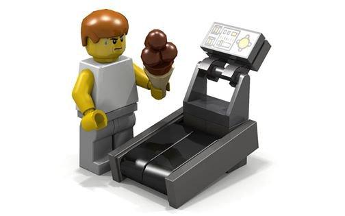 Tapis De Sport En Lego