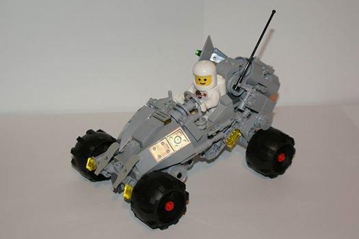 Buggy De Espace En Lego