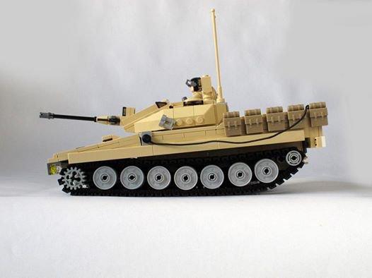 Jolie Tanck Lego