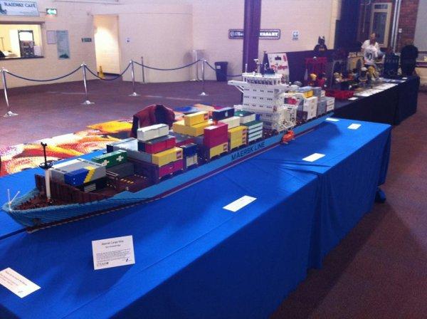 Cargo En Lego