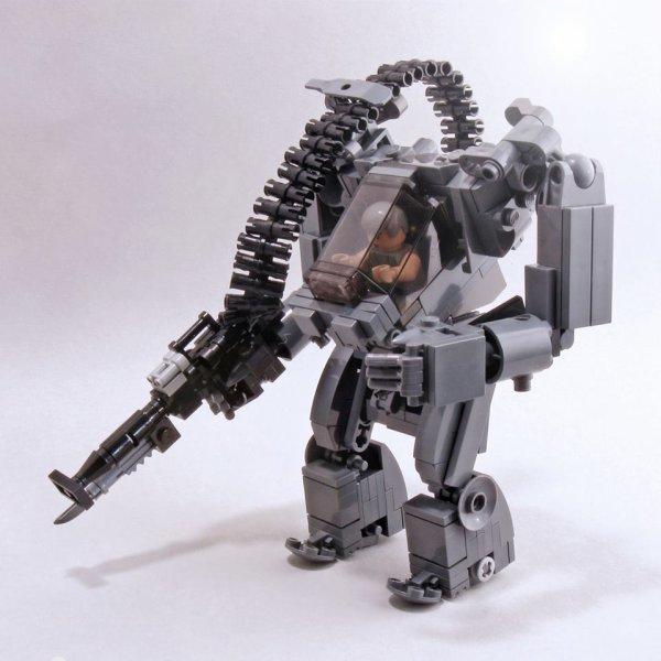 Robot Mecha Lego