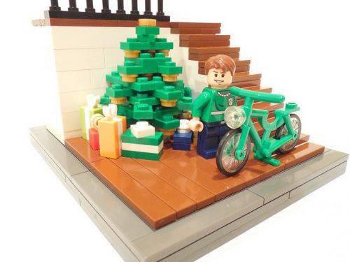 Sapin De NOËL Lego