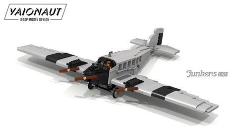 Avion Lego