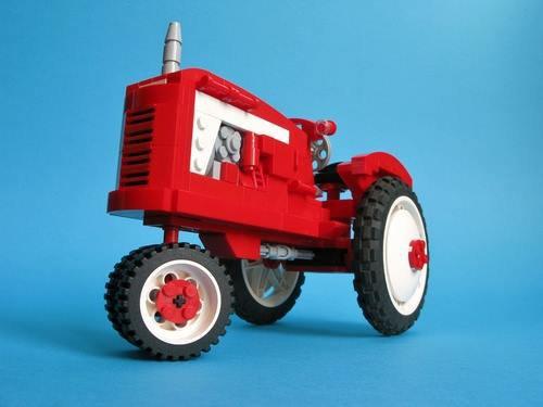 Vieux Trateur Lego