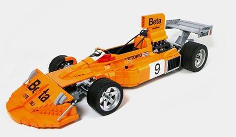 F1 En Lego