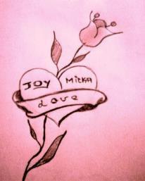 choupi love, sƌndrƌ, et un dessin pr mn frère et sƌ nƌnƌ !