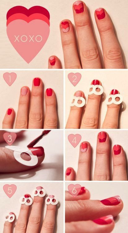 ○ Faire un Nail-Art dégrader rose ! ○