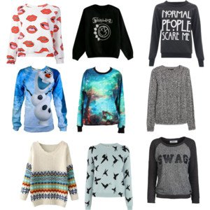 ○ Inspiration pull d'hiver tendance ! ○