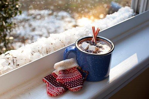 ○ Recette de chocolat chaud ○
