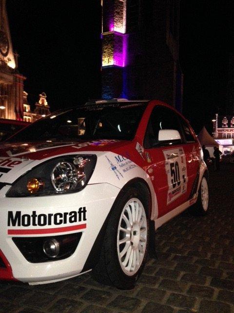 Rallye le Bethunois....N°50