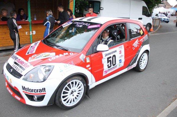 Rallye le Bethunois.....bilan du WE....Merci à tous.....retour en 2016