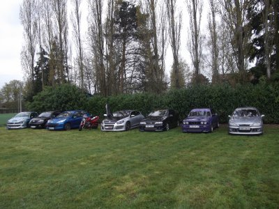 meeting auto tuning club le 1 er avril 2012
