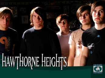 "Hawthorne Heights ""lost so last"""