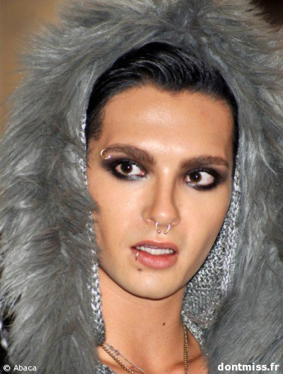 Bill a un new piercing !!!! oO