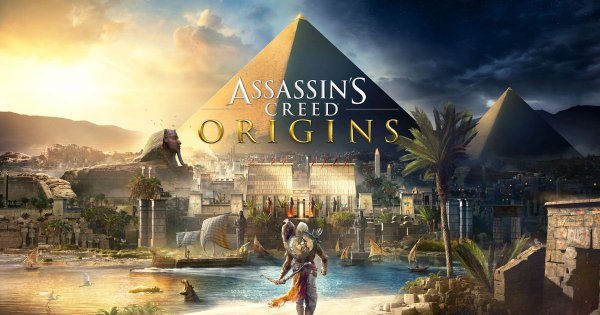 - Assassin's Creed : Origins - Histoire & Bande annonce