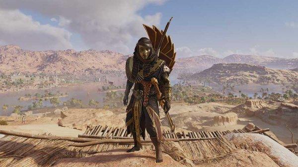 - Assassin's Creed : Origins \Déblocage de la tenue Serviteur D'Amon/