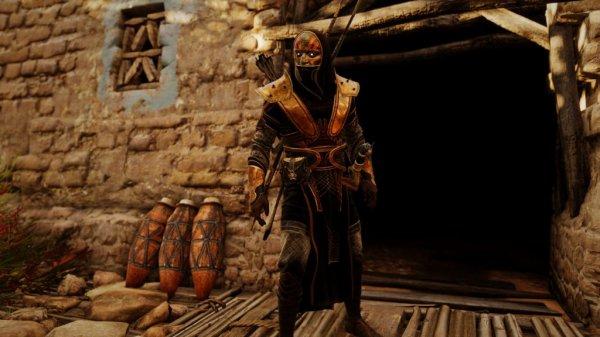 - Assassin's Creed : Origins \Déblocage de la tenue Guerrier Mythique/