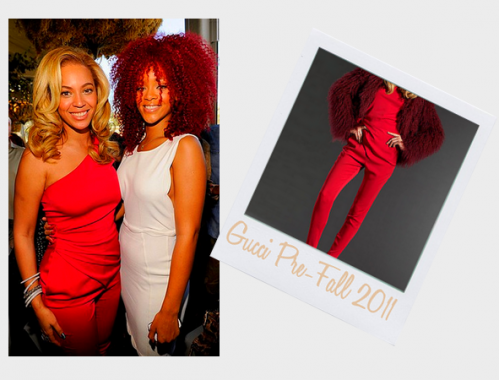♦  Beyonce Knowles Style Daily  ~ Pre-Grammy Brunch