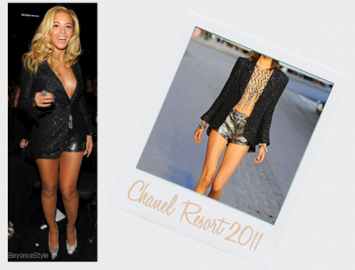 ♦  Beyonce Knowles Style Daily  ~ Grammy Awards 2011