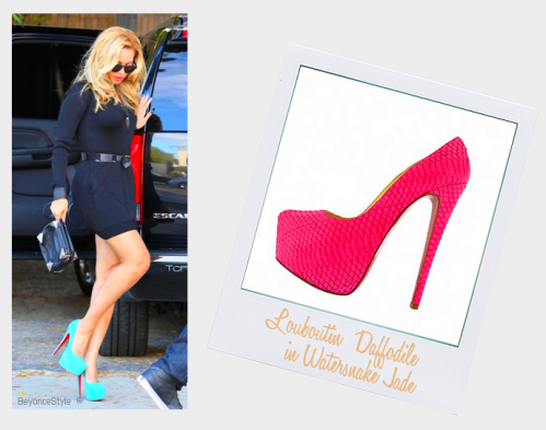 ♦  Beyonce Knowles Style Daily  ~ In L.A