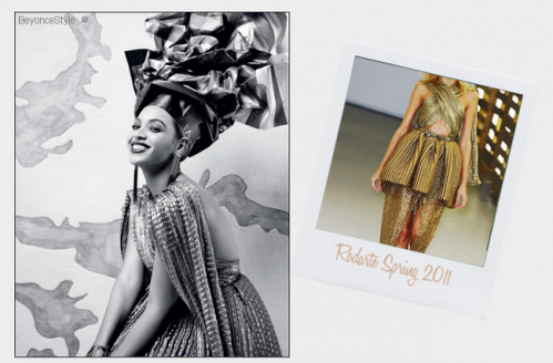 ♦  Beyonce Knowles Style Daily  ~ L'OFFICIEL Photoshoot