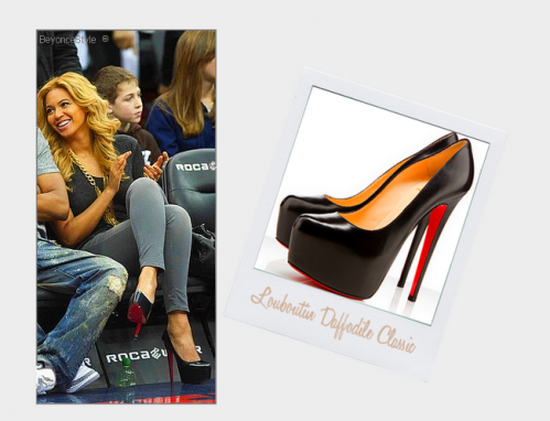 ♦  Beyonce Knowles Style Daily  ~  Phoenix Sun vs. New Jersey Game